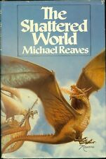 The Shattered World by Michael Reaves (1984, Hardcover)
