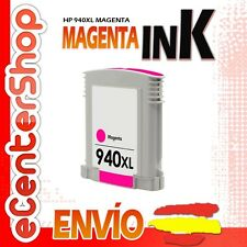 Cartucho Tinta Magenta / Rojo NON-OEM 940XL - HP Officejet Pro 8500 Wireless