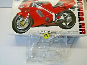 Tamiya 1:12 Scale Honda NR750 Sprue 'E' Clear Parts Only Incl. Fairing Panels