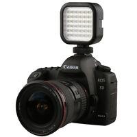 """36 LED Video Light Lamp Hot Shoe 1/4"""" Mount Universal for Canon Nikon SLR Camera"""