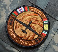 Northrop Grumman RQ-4 Global Hawk UAV MQ-4 SAR EO/IR Tier II+ 9th SRW Desert SSI