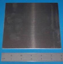 """Aluminium 3003 Sheet, .063"""" (1.6mm), 6x6"""""""