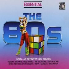 ESSENTIAL - 80S CLASSIC EIGHTIES POP AND ROCK HITS [CD]