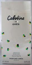 CABOTINE DE GRES PARFUMS GRES 3.4 OZ / 100 ML EDT SPRAY FOR WOMAN