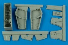 Aires 1/48 McDonnell F-4B/N Phantom II Wheel Bays for Academy kit # 4579