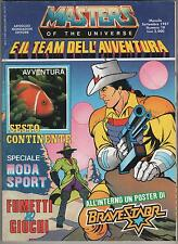 MASTERS OF THE UNIVERSE e il team dell'avventura N.18 comics magazine mondadori
