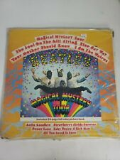Vintage Vinyl The Beatles Magical Mystery Tour Record Album LP Jj4a