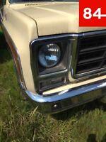 Chevrolet GMC Suburbano C10 C15 C20 Faro Ue Certificado E Task Force +