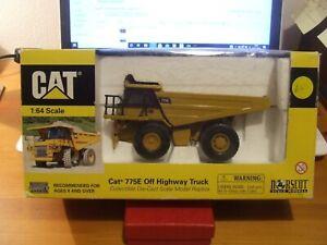 Norscot 55095 CAT 775E Off Highway Dump Truck, 1:64, excellent