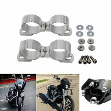 Universal Fairing Clamps Adjustable Mount Bracket Clamp For 42-50mm Front Fork