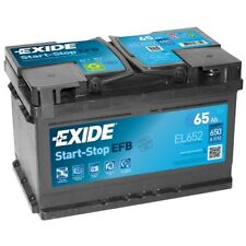 EXIDE PREMIUM CARBON ea770 77Ah 12V Car Battery Replaces 70AH 75Ah 80AH NEW
