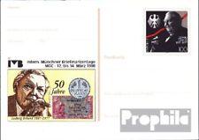 BRD (BR.Duitsland) PSo51 Speciale Postkaarten gefälligkeitsgestempelt gebruikt 1