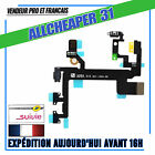 NAPPE BOUTTON POWER IPHONE 5S ON OFF + NAPPE BOUTTON VOLUME + NAPPE VIBREUR