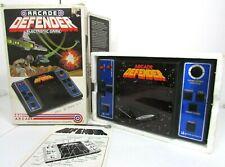 Vtg 1982 Entex Arcade Handheld DEFENDER W/ Box Styro Manual Tested Works VHTF