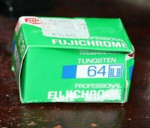 FUJI FUJICHROME Professional TUNGSTEN 64T Color Reversal Film RTP 135 36 Exp