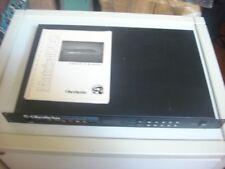 Oberheim Matrix 1000 negro-Black versión analógica sintetizador 999 Presets