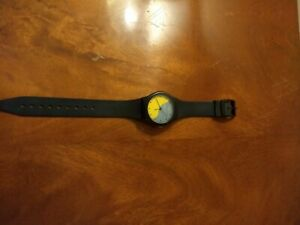 Vintage 1980's Swatch style watch