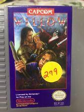 Willow Nintendo NES Capcom Cartridge Only: