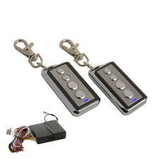 IP671 Chrom Funkfernbedienung für Mercedes W201, W124 mit Blinker