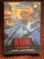 Herzog Zwei (Sega Genesis, 1989)