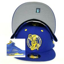 New Era Boston Celtics snapback hat Jordan 5 Laney