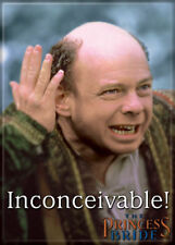 Princess Bride Photo Quality Magnet: Inconceivable!