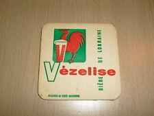 """SOUS-BOCK Vézelise """"bière de Lorraine"""""""