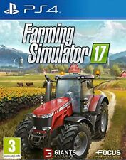 Focus Farming Simulator 17 Ps4