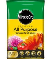 Miracle-Gro Premium All Purpose Compost Plants 40 Litre Bag Collection Only