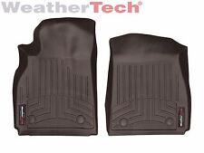 WeatherTech Floor Mats FloorLiner for Cadillac XTS - 2013-2017 - 1st Row - Cocoa