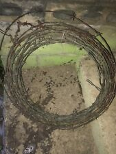 Antique western barbed wire