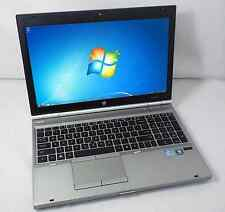 "HP EliteBook 8560p 15.6"" ,Intel Core i7 2.70 GHz, 4 GB RAM, 320 GB HDD Win. 7"