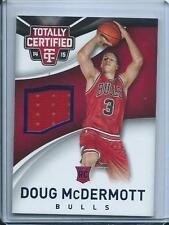 2014-15 Panini Totally Certified DOUG MCDERMOTT Rookie Chicago Bulls 116/199