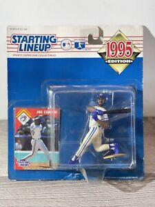 Joe Carter Starting Lineup 1995 Edition Baseball Figure Toronto Blue Jays SLU