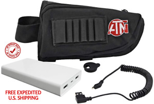 ATN POWER Weapon Kit Protective Cover Shell Holder 20,000mAh RANGEFINDER BATTERY