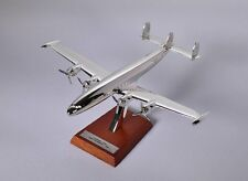 Lockheed L-1049 Super Constellation 1/200 Flugzeug Silver Classic Fertigmodell *