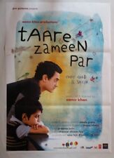 NEW BOLLYWOOD MOVIE POSTER- TAARE ZAMEEN PAR /AMIR KHAN  DARSHEEL SAFARY