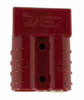 1x Anderson Connectors 8 AWG Gauge RED Power Ground Quick Disconnect SB50