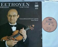 BEETHOVEN Violinkonzert Violin Concerto Suske LP Eterna Digital 729215 NM