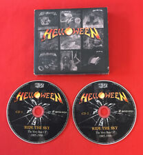 Helloween Ride The Sky Very Best Of 1985-1998 NOISE2CD002 Molto Bon Stato 2X CD