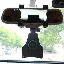 Universal Soporte de Teléfono Movil inteligente para GPS Espejo Retrovisor Coche