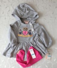 Juicy Couture Baby Girl's  Dress & Tights 2 Piece Set (24 Monts) MSRP:$60.00
