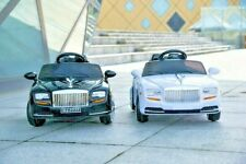 12v Electric child's car Rolls-Royce Wraith Convertible for 1-7 years old
