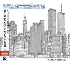 BEASTIE BOYS - To The 5 Boroughs - Japan CD+1BONUS OBI