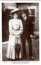 Spain Posted Collectable Royalty Postcards