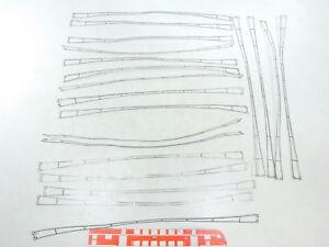 BW361-0, 5 #20x Märklin H0/AC 7019 Piezas de Alambre 36CM Para , Muy Buen