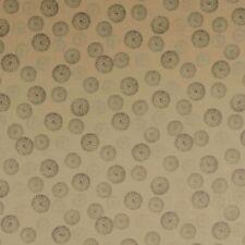 Architex Daydream Wish Beige & Gray Blue Modern Heavy Vinyl Upholstery Fabric