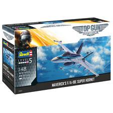 Revell 03864 Top Gun Maverick: Maverick's F/A-18E Super Hornet Model Kit 1:48