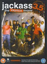Jackass 3.5 : The explicit movie (DVD)