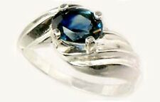 "Antique 19thC 1¼ct Sapphire Medieval Islamic Persian ""Eye of Allah"" Nader Shah"